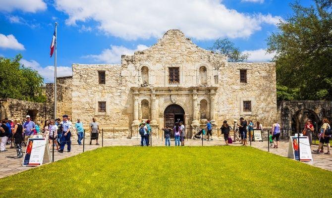 Things to Do in San Antonio The Alamo