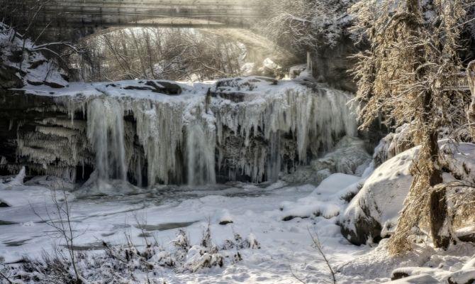 West Falls, Cascade Park